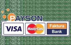 Payson Betalningsalternativ CORE cosmetics